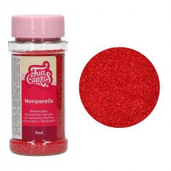 Röda (1-2 mm), sockerkulor (Red - FC)