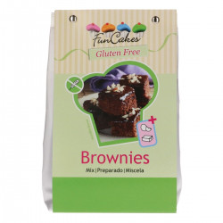 Brownie Mix - Glutenfri, 500g