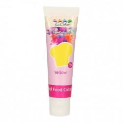 Yellow, pastafärg på tub (FC)