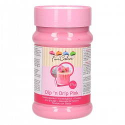 Dip and Drip, pink (375g)