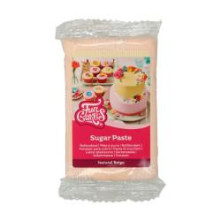 Hudfärgad sockerpasta m vaniljsmak, 250g (Natural Beige)