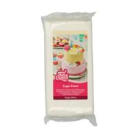 Vit sockerpasta m vaniljsmak, 1 kg (Bright White)