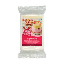 Vit sockerpasta m vaniljsmak, 250g (Bright White)