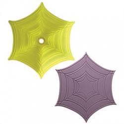 Hexagonalt nät, utstickare