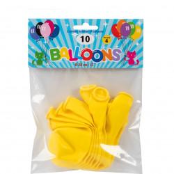 Ballonger, 10 st gula