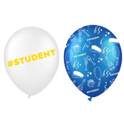 Student, 6 st ballonger
