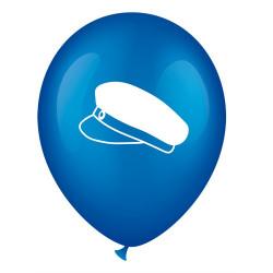 Studentmössa, 8 st ballonger