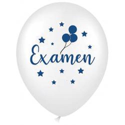 Examen, 8 st ballonger