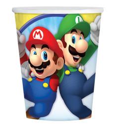 Super Mario, 8 st muggar