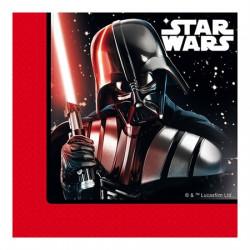 Star Wars, 20 st servetter