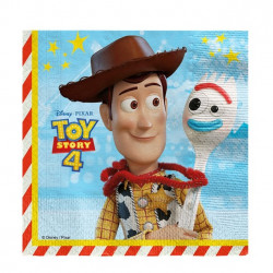 Toy Story 4, 20 st servetter