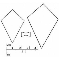 Drake (flygande), 3 delar