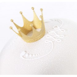Prinsesskrona, tårtdekoration