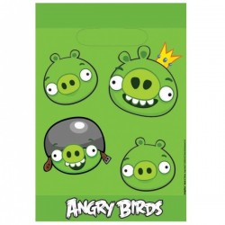Angry Birds, 6 st kalaspåsar