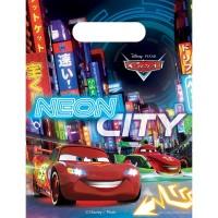 Blixten - Neon City, 6 st kalaspåsar