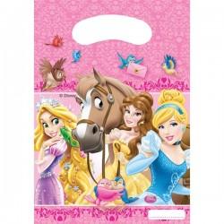 Disney Prinsessor, 6 st kalaspåsar