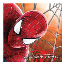 SpiderMan 2, 20 st servetter