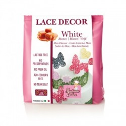 Lace Decor, 100g pulver (vit)