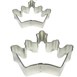 Prinsesskrona, 2 st utstickare