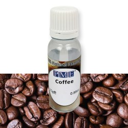 Coffee, 25 ml naturlig smaksättning