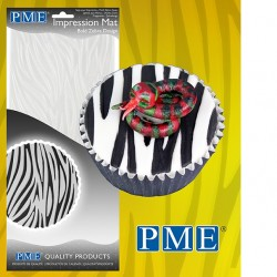 Zebra Design, mönstermatta
