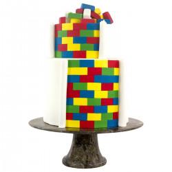 Brick, multi-utstickare (3 storlekar)