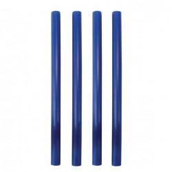 Stödpinnar - blå, 4 st (PME)