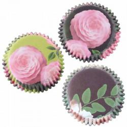 Romantik, 60 st muffinsformar i folie