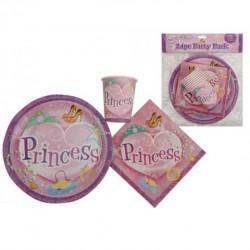 Sweet Princess, dukning för 8 personer