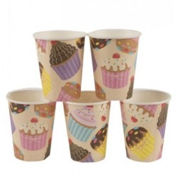 Cupcake Fun, 10 st muggar