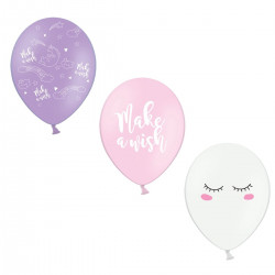 Enhörning, 6 st ballonger