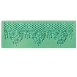 Victorian Lace, mönstermatta i silikon