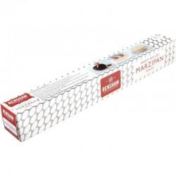 Tårtlock - Marsipan (vit), 400g