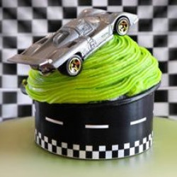 Hit the Road, cupcake wraps