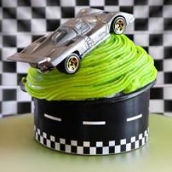 Hit the Road, cupcake wraps