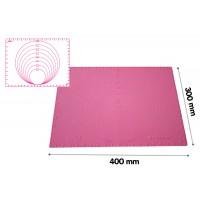 Silikonmatta, ca 30 X 40 cm (SilikoMart)