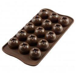 Imperial, chokladform (silikon)
