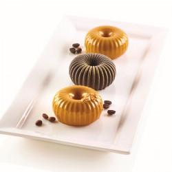 Raggio, portionsbakform i silikon
