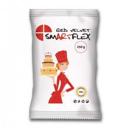 Röd sockerpasta, 250g (Red Velvet)