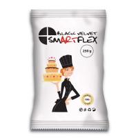 Svart sockerpasta, 250g (Black Velvet)