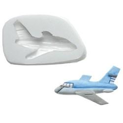 Flygplan, silikonform