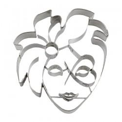 Karneval (ansikte), pepparkaksform