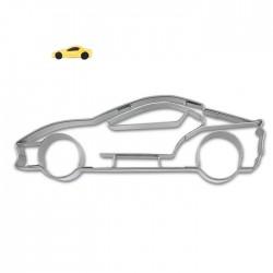 Sportbil, pepparkaksform