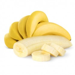 Banan, 125g moussepulver