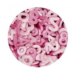 BF 20190630 - Pink Number, strössel (AZO-fri)