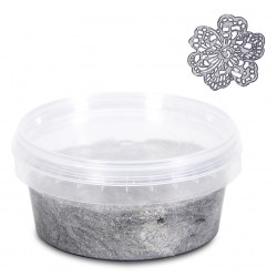 Cake Lace Mix, 100g (silver) Städter