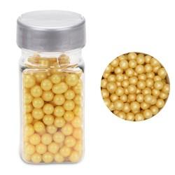 Pearly Golden Yellow, str.kulor 6-7 mm (AZO-fri)
