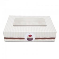 Cherry Cupcakes, muffinskask