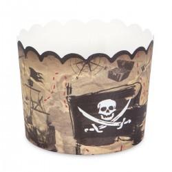 Muffinskoppar , 12 st (pirater)