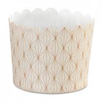 Muffinskoppar, 12 st (vanilla diamonds)